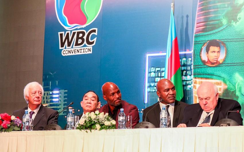 WBC President: President Ilham Aliyev made sport a priority