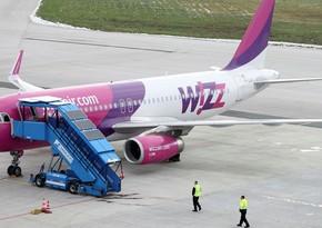 """""""Wizz Air""""in Gürcüstandan uçuşlarının bərpası ləngiyir"""