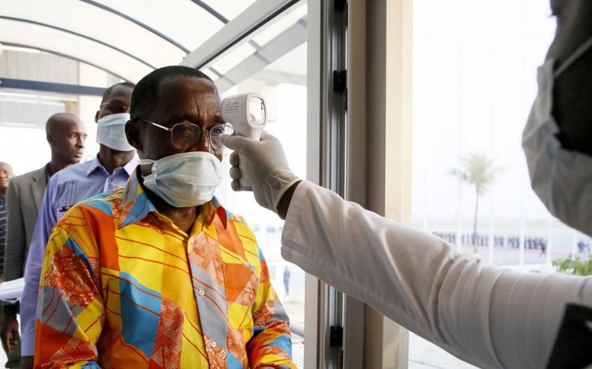 Afrikada koronavirusa yoluxanların sayı 480 minə çatır