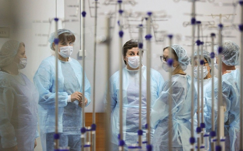 Gürcüstanda koronavirusa yoluxanların sayı 615-ə çatdı