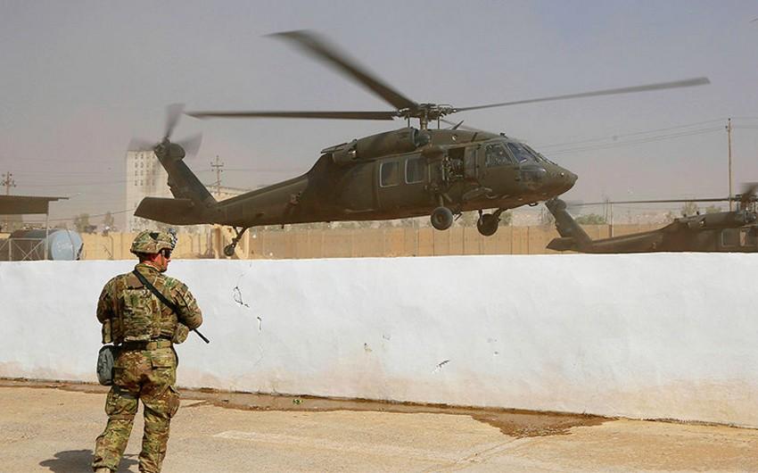 KİV: ABŞ qoşunlarını İraqdan çıxarmağa başlayıb