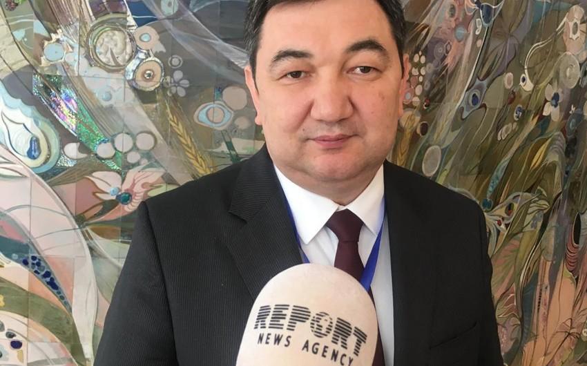 Türk Akademiyasının prezidenti: Böyük türk atlası hazırlanır