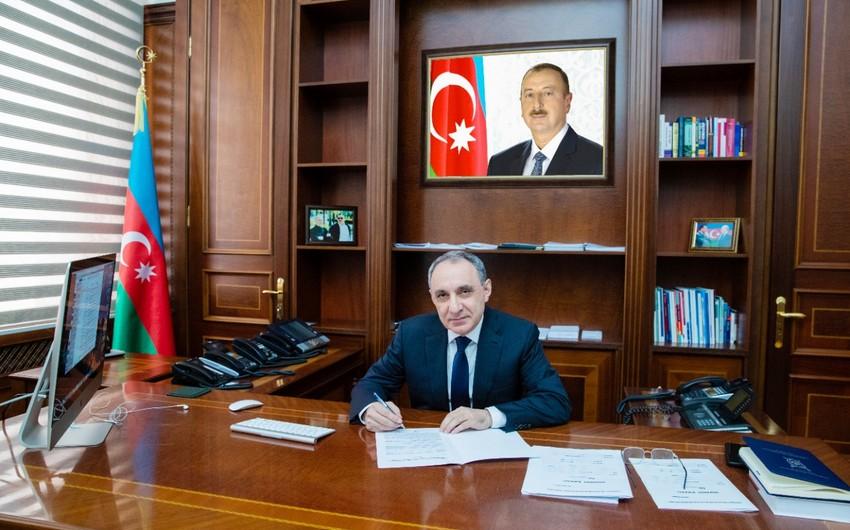 Baş prokuror Novruz bayramı münasibətilə xalqı təbrik edib