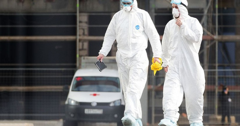 В России за сутки из-за коронавируса умерли 168 человек
