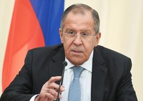 Sergey Lavrov koronavirus səbəbindən özünü təcrid edib