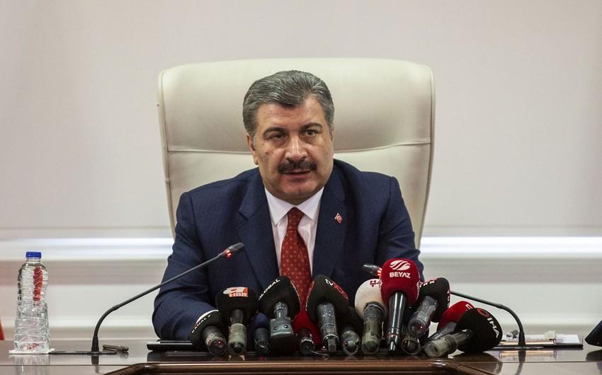 Türkiyədə koronavirusa yoluxanların sayı 244 mini ötdü