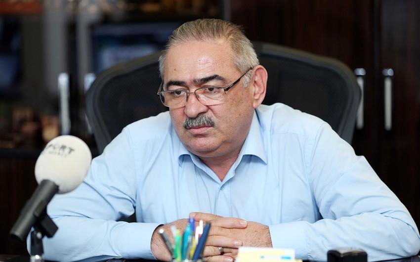 """Ramin Musayev: """"Qarabağ""""ın Portuqaliyadan xalla qayıdacağına inanıram"""""""
