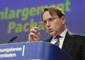 Комиссар: Отсутствие коммуникации ограничивает потенциал развития Южного Кавказа