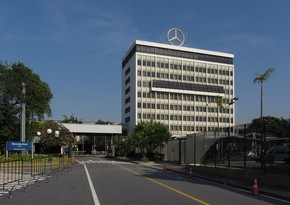 Mercedes-Benz to close plant in Brazil