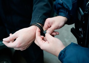 В Баку задержан хулиган с охотничьим ружьем