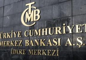 Türkiyə Mərkəzi Bankı uçot dərəcəsini artırıb