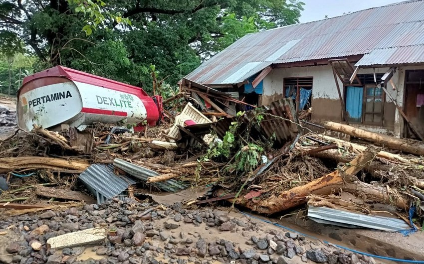 Death toll in East Timor and Indonesia floods climbs to 157