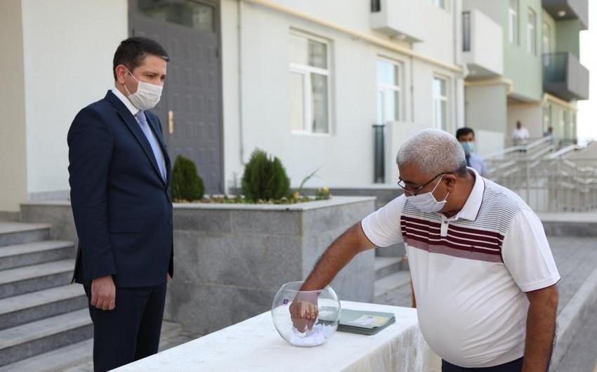 Azerbaijan provides housing to martyrs' families, Karabakh war invalids