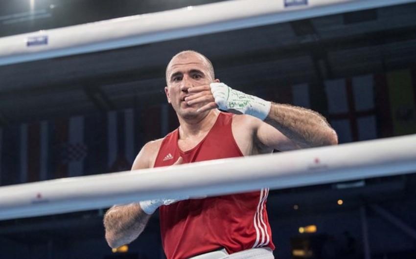 Hamburqda Azərbaycanın daha bir boksçusu mundialın yarımfinalına yüksəlib