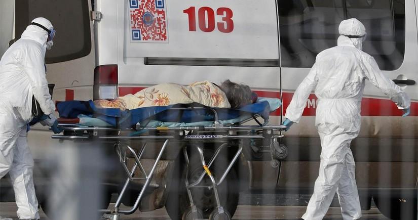 Moskvada koronavirusdan ölənlərin sayı 4 mini keçdi