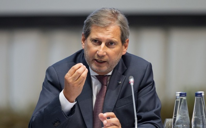 Johannes Hahn:EU expects Azerbaijan's cooperation proposal in the framework of EP