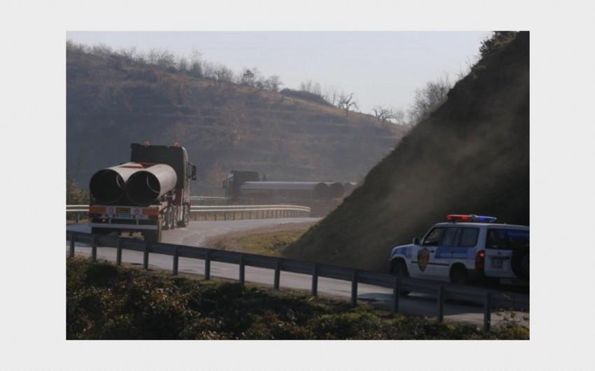 TAP-ın Albaniya hissəsi üçün boruların 65%-i çatdırılıb
