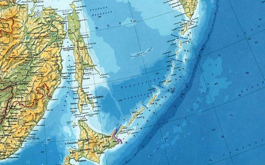 Yaponiya Kuril adalarını Amerika hərbi bazalarının olmadan saxlamağı vəd edib