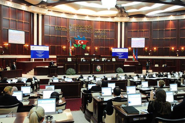 Законопроект О положении прав человека в США представлен аппарату Милли Меджлиса - ЭКСКЛЮЗИВ