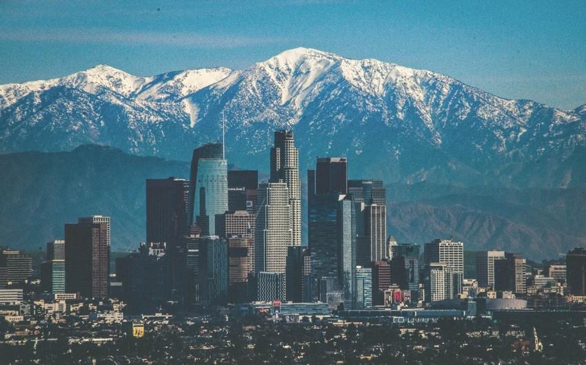 Kaliforniyada 6,9 bal gücündə zəlzələ baş verib