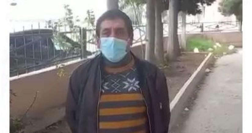 Bakıda sərnişin avtobusundakoronavirus xəstəsi saxlanılıb