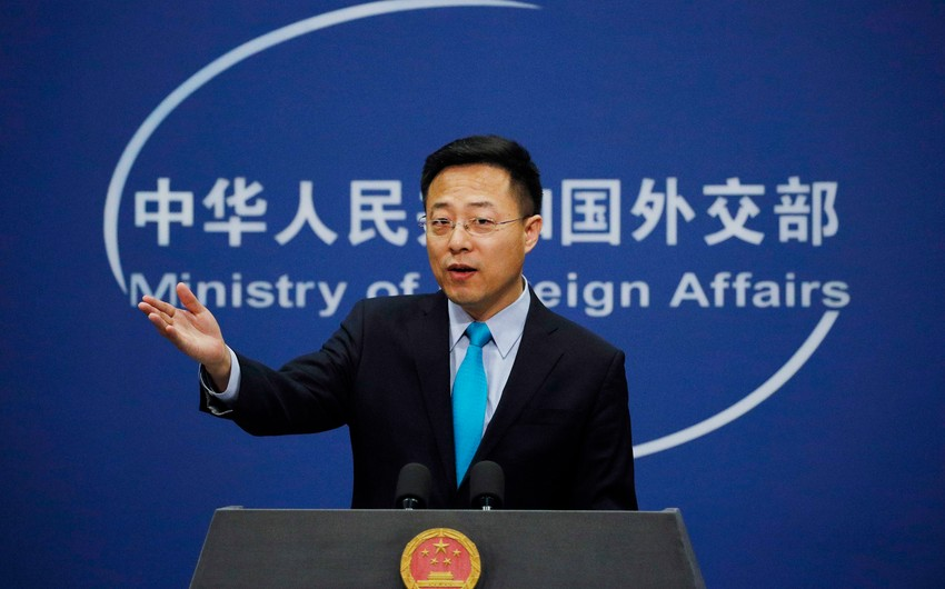 China to respond to U.S. admiral visit to Taiwan
