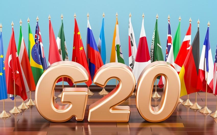 G20 ölkələrinin liderləri koronavirus pandemiyasına görə müzakirələr aparacaqlar