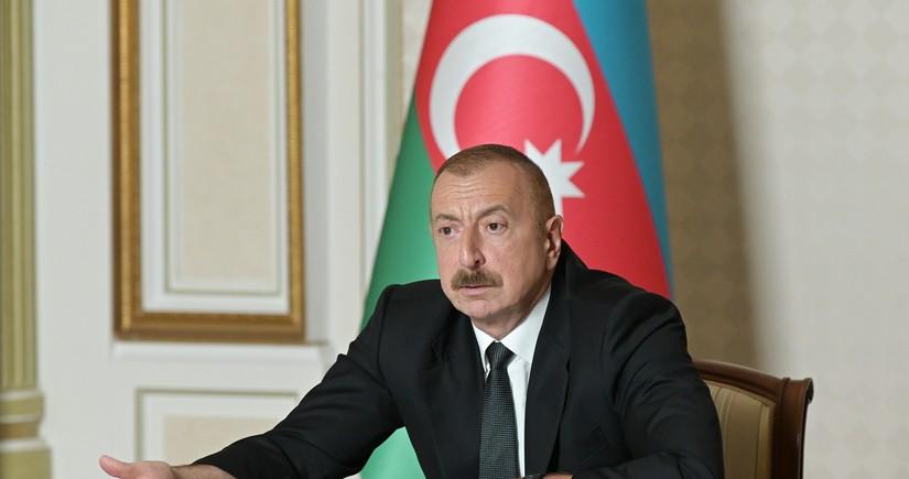 Azərbaycan Prezidenti: Buna görə mənə qarşı nə qədər təzyiqlər oldu