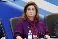 Хиджран Гусейнова - депутат Милли Меджлиса