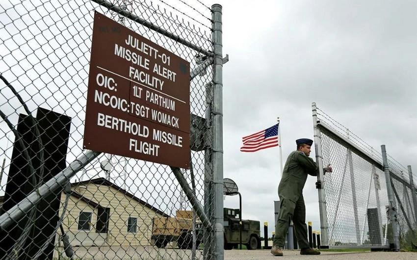 ABŞ qadağan olunmuş ballistik raketi sınaqdan keçirib - VİDEO