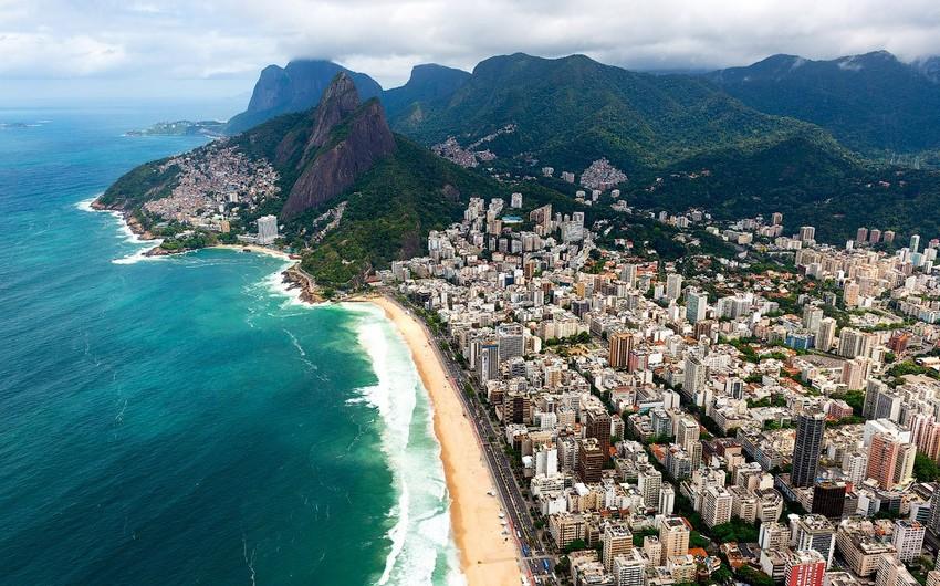 Braziliyada 6,8 maqnituda gücündə zəlzələ olub