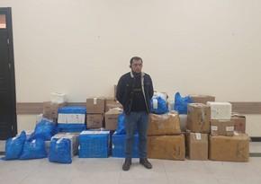 Azərbaycana narkotik gətirilməsinin qarşısı alınıb