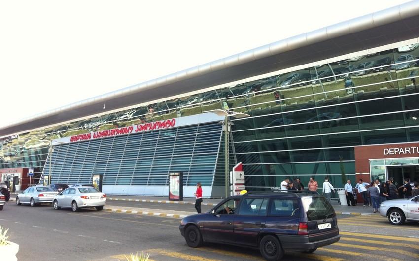 Tbilisi aeroportunun sərnişin dövriyyəsi 20% azalıb