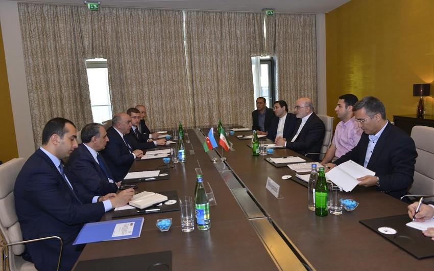 Azərbaycanla İran arasında əməkdaşlığın perspektivləri müzakirə edilib