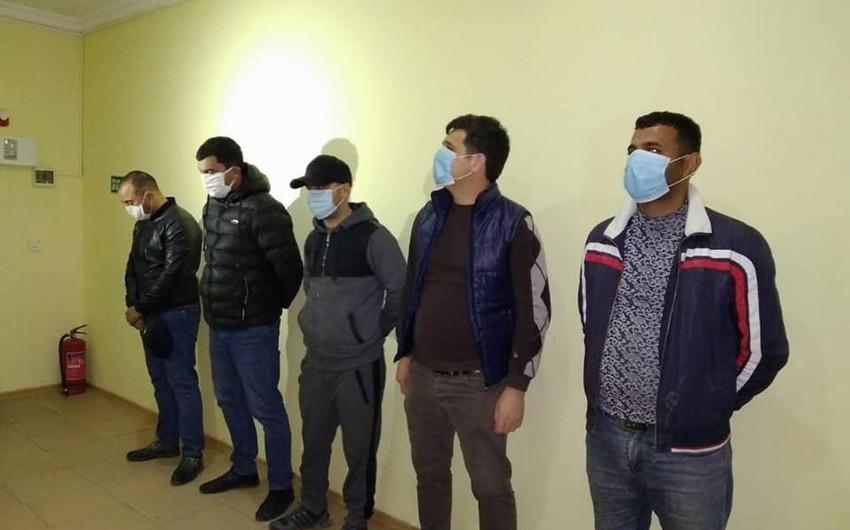 В Азербайджане задержаны рыбаки-нарушители карантина