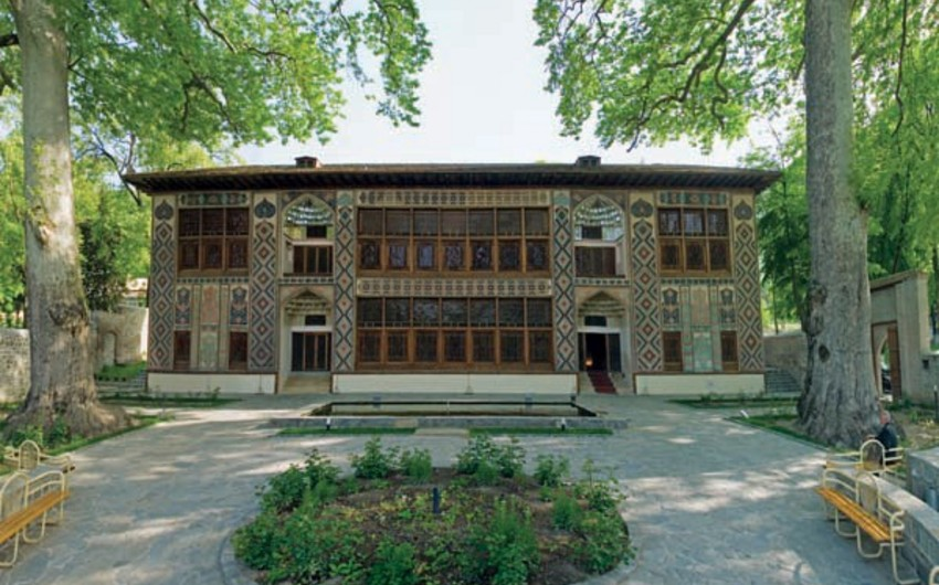 Ministry of Health named state of injured in Shaki Khan's Palace