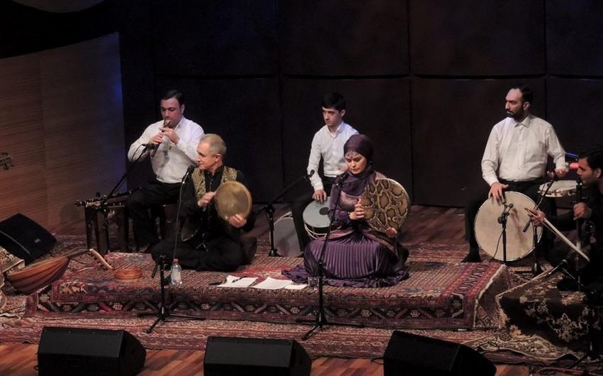 Xalq artisti Alim Qasımov konsert proqramı ilə çıxış edib
