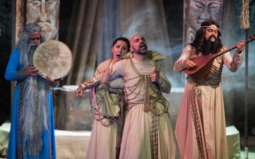 Akademik Milli Dram Teatrı türkdilli dövlətlərin festivalında iştirak edib