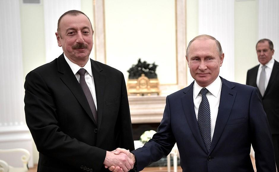 Президент Ильхам Алиев: Азербайджан и Россия планируют расширение экономического сотрудничества