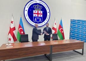 Azərbaycan və Gürcüstan prokurorluqları arasında memorandum imzalanıb