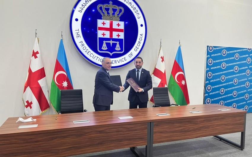 Azərbaycan və Gürcüstanın  -
