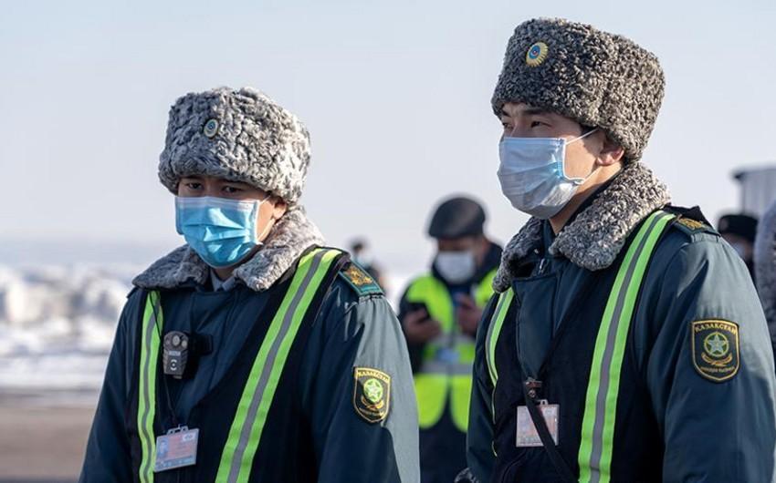 Qazaxıstanda koronavirus daşıyıcılarının sayı 300-ü ötdü