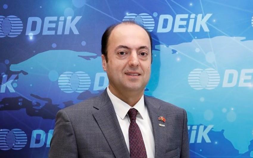 DEİK sədri: Azərbaycanla Türkiyə arasında quru yollarının bərpası gündəmdədir