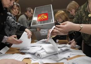Rusiyada Dumaya seçkilər başa çatıb