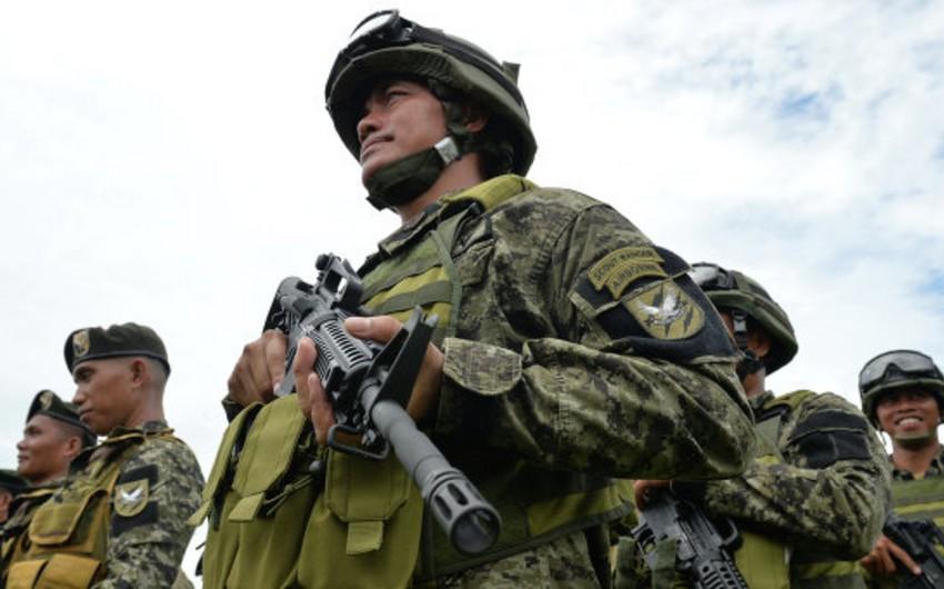 Filippində silahlı qarşıdurma: 25 nəfər ölüb