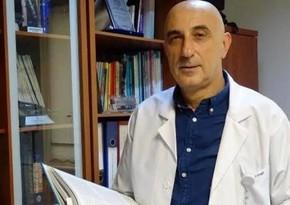 Türkiyəli professor: Valideynlər övladlarına vaksin vurdurmaqdan qorxmasınlar