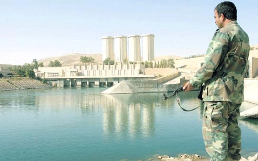 Iraqi army restores control of Mosul dam