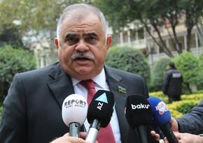 """Arzu Nağıyev: """"Azərbaycan-Gürcüstan münasibətləri nümunəvidir"""""""