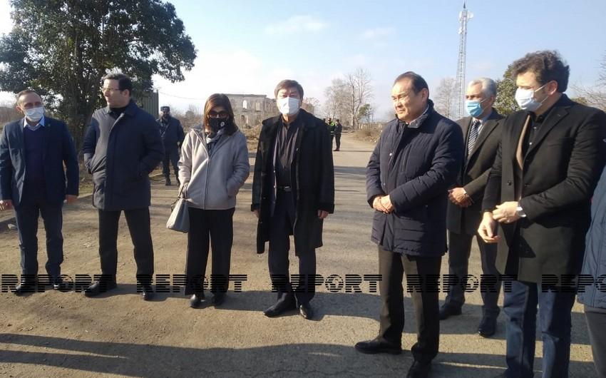 Багдад Амреев: Агдам возродит свою прежнюю славу