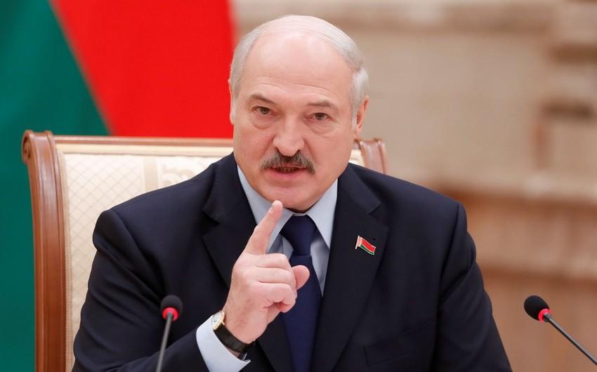 Lukashenko names condition for his resignation